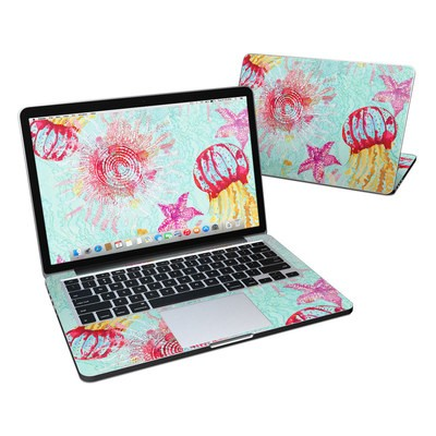 MacBook Pro Retina 13in Skin - Meduzas