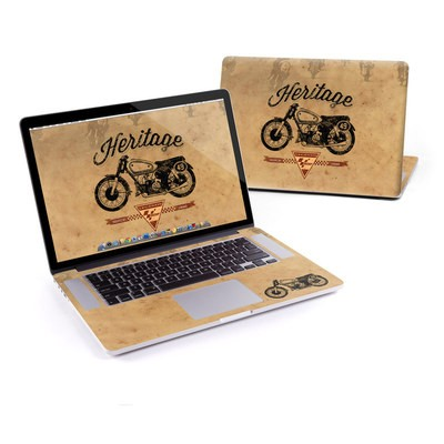 MacBook Pro Retina 13in Skin - MotoGP Heritage