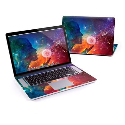MacBook Pro Retina 13in Skin - Million Stars