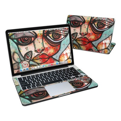 MacBook Pro Retina 13in Skin - Mine