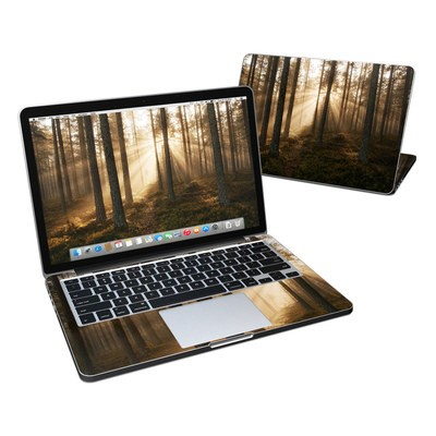 MacBook Pro Retina 13in Skin - Misty Trail