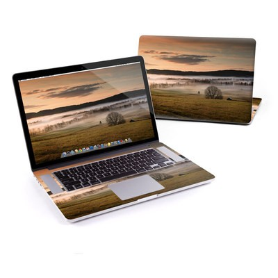 MacBook Pro Retina 13in Skin - Misty Morning
