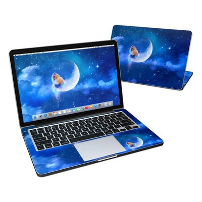 MacBook Pro Retina 13in Skin - Moon Fox