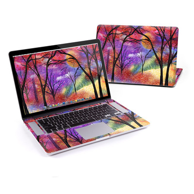 MacBook Pro Retina 13in Skin - Moon Meadow