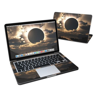 MacBook Pro Retina 13in Skin - Moon Shadow