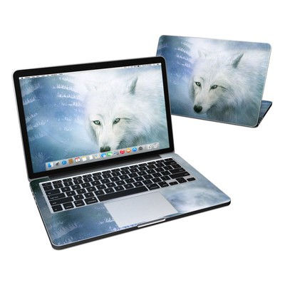 MacBook Pro Retina 13in Skin - Moon Spirit