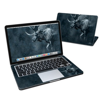 MacBook Pro Retina 13in Skin - Moose