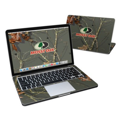 MacBook Pro Retina 13in Skin - Break-Up Lifestyles Evergreen