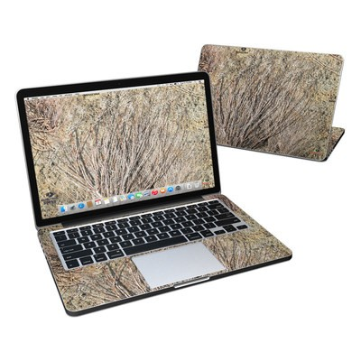 MacBook Pro Retina 13in Skin - Brush