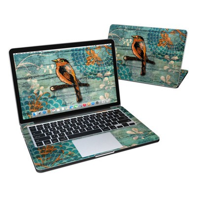 MacBook Pro Retina 13in Skin - Morning Harmony