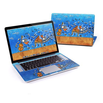 MacBook Pro Retina 13in Skin - Music is Power