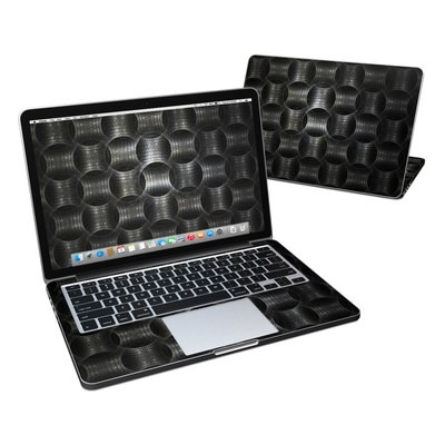 MacBook Pro Retina 13in Skin - Metallic Weave