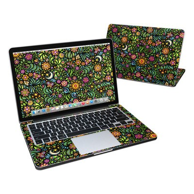 MacBook Pro Retina 13in Skin - Nature Ditzy