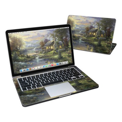 MacBook Pro Retina 13in Skin - Natures Paradise