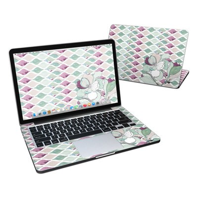 MacBook Pro Retina 13in Skin - Nouveau Chic