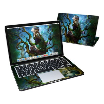 MacBook Pro Retina 13in Skin - Nightshade Fairy
