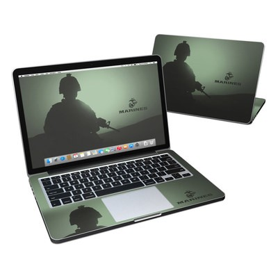 MacBook Pro Retina 13in Skin - Night Vision