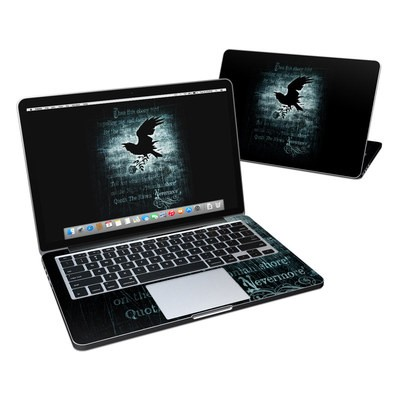 MacBook Pro Retina 13in Skin - Nevermore