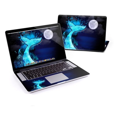 MacBook Pro Retina 13in Skin - Ocean Mystery