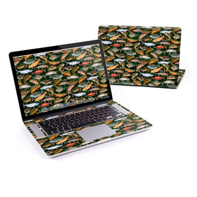 MacBook Pro Retina 13in Skin - Off The Hook