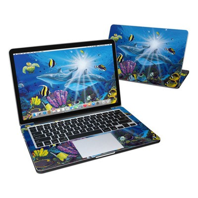 MacBook Pro Retina 13in Skin - Ocean Friends