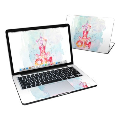 MacBook Pro Retina 13in Skin - Om Spirit