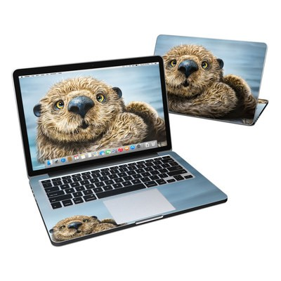 MacBook Pro Retina 13in Skin - Otter Totem