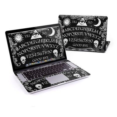 MacBook Pro Retina 13in Skin - Ouija
