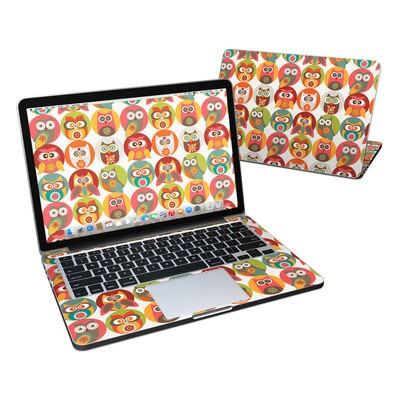 MacBook Pro Retina 13in Skin - Owls Family