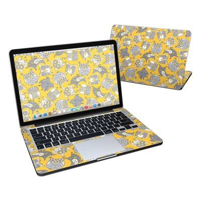 MacBook Pro Retina 13in Skin - Owls