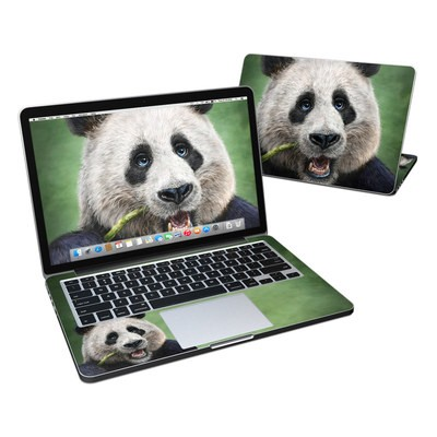 MacBook Pro Retina 13in Skin - Panda Totem