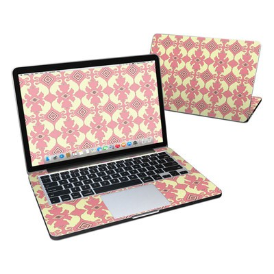 MacBook Pro Retina 13in Skin - Parade of Elephants