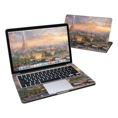 MacBook Pro Retina 13in Skin - Paris City of Love