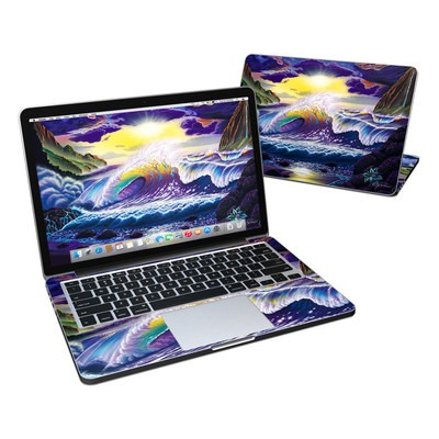 MacBook Pro Retina 13in Skin - Passion Fin