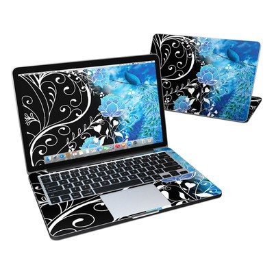 MacBook Pro Retina 13in Skin - Peacock Sky