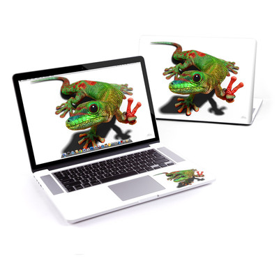 MacBook Pro Retina 13in Skin - Peace Gecko