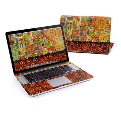 MacBook Pro Retina 13in Skin - Percolations