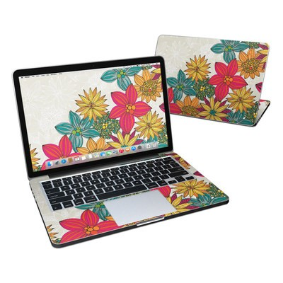 MacBook Pro Retina 13in Skin - Phoebe