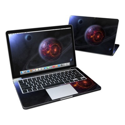 MacBook Pro Retina 13in Skin - Phraxis