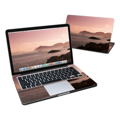 MacBook Pro Retina 13in Skin - Pink Sea