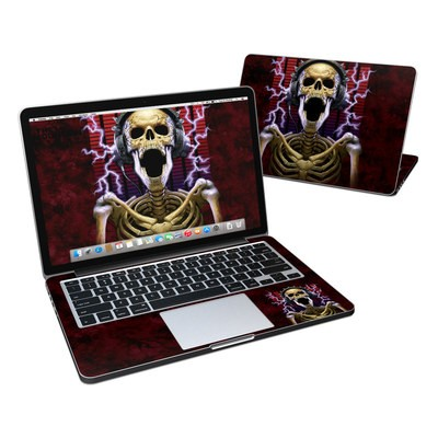 MacBook Pro Retina 13in Skin - Play Loud