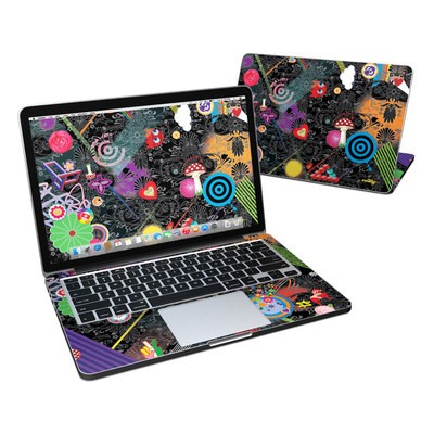 MacBook Pro Retina 13in Skin - Play Time