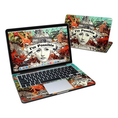 MacBook Pro Retina 13in Skin - Possible