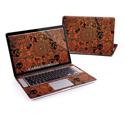 MacBook Pro Retina 13in Skin - Primitive Symbols