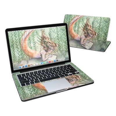 MacBook Pro Retina 13in Skin - Quiet Time