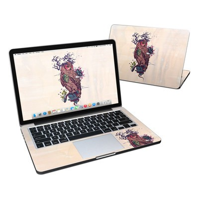MacBook Pro Retina 13in Skin - Regrowth