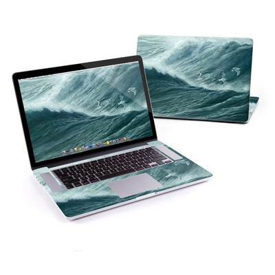 MacBook Pro Retina 13in Skin - Riding the Wind