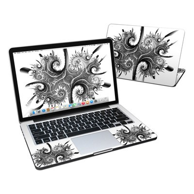 MacBook Pro Retina 13in Skin - Rorschach