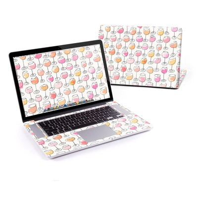 MacBook Pro Retina 13in Skin - Rose All Day