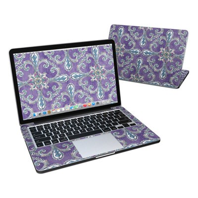 MacBook Pro Retina 13in Skin - Royal Crown